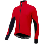 Santini Beta Winter Windstopper Jacket - Red