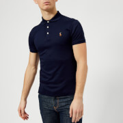 Polo Ralph Lauren Men's Slim Fit Pima Polo - French Navy