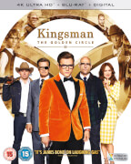 Kingsman: The Golden Circle (Digital UV Copy)
