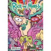 Exclusive Rick and Morty Comic Rick And Morty #31 - Oni Press