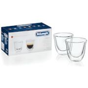 Delonghi 5513214591 Espresso Glasses