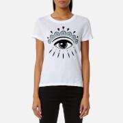 KENZO Women's Eye T-Shirt - White