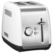 KitchenAid 5KMT2115BWH Classic Toaster 2 Slot - White