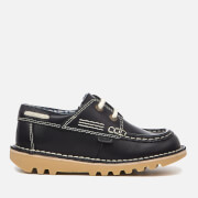 Zapatos Kickers Kick Boatee - Niño - Azul marino