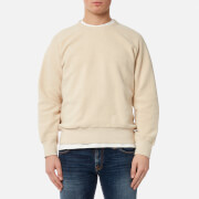Our Legacy Men's Reversed 50's Sweatshirt - Beige Fleece