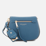 Marc Jacobs Women's Small Nomad Cross Body Bag - Vintage Blue