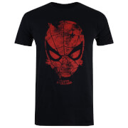 Marvel Men's Spider-Man Webhead T-Shirt - Black