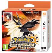 Pokemon Ultra Sun - Steelbook Edition