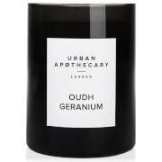 Urban Apothecary Oudh Geranium Luxury Candle 300g