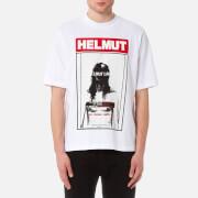 Helmut Lang Men's Hans Print Jersey - White