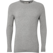 Pull Homme Originals Nash Jack & Jones - Gris Clair Chiné
