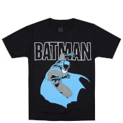 DC Comics Boys' Bat Attack T-Shirt - Black
