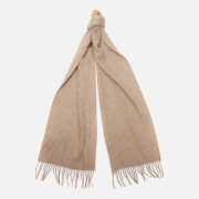 Barbour Women's Lambswool Woven Scarf - Oatmeal