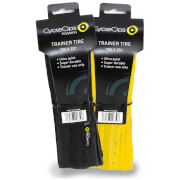 CycleOps Turbo Trainer Tyre - Yellow