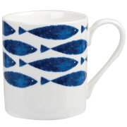 Siene Fishie 4 Piece Mug Gift Set