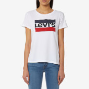 Levi's Women's The Perfect T-Shirt - Sportswear White
