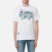 Billionaire Boys Club Men's Damage 2 Arch Logo T-Shirt - White
