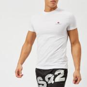 Dsquared2 Men's Chest Logo T-Shirt - White