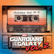 BO Vinyle Gardiens de la Galaxie Awesome Mix - Vol. 2 - Bande Originale (1LP) Vinyle Noir