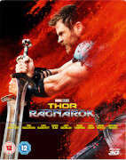 Thor: Der Tag der Entscheidung 3D (Inlusive 2D Version) - Zavvi UK Exklusives Limited Edition Steelbook