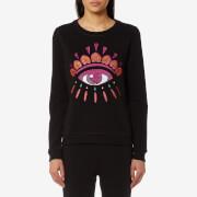 KENZO Women's Eye Sweatshirt - Black