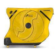Scicon AeroComfort Road 3.0 TSA Bike Bag - Special Edition 2017 - Mellow Yellow