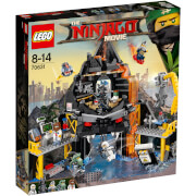 The LEGO Ninjago Movie: Garmadon's Volcano Lair (70631)