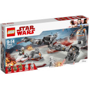 LEGO Star Wars The Last Jedi: Verdediging van Crait™ (75202)
