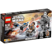 LEGO Star Wars: Ski Speeder™ vs. First Order Walker™ microfighters (75195)