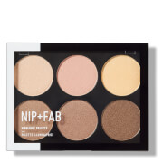 NIP+FAB Make Up Highlight Palette - Stroposcobic 20g