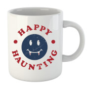 Happy Haunting Fang Mug