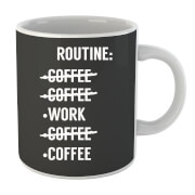 Coffee Routine Mug
