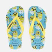 Havaianas Kids' Minions Flip Flops - Blue