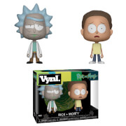 Figurines Vynl. Rick et Morty