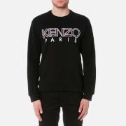 KENZO Men's KENZO Embroidered Sweatshirt - Black