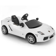 Lamborghini Gallardo 12V Electric Car - White