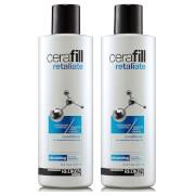 Redken Cerafill Retaliate Conditioner Duo (2 x 245ml)
