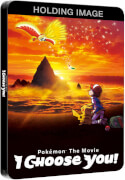 Pokémon - Der Film: Du bist dran! - Limited Edition Steelbook