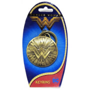 DC Comics Wonder Woman Pewter Shield Keyring