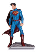 DC Statue Superman Man Of Steel By John Romita Jr