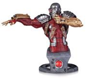 DC Statue Super Villains Deadshot Bust