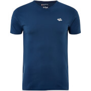 Le Shark Men's Kensal V Neck T-Shirt - Teal Blue