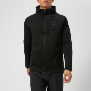 Puma Men's Pace Primary Full Zip Hoody - Puma Black