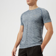 Puma Men's Evoknit Best Short Sleeve T-Shirt - Sargasso Sea