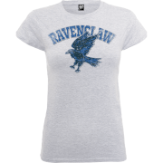 Harry Potter Ravenclaw Dames T-shirt - Grijs