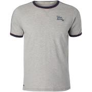 Tokyo Laundry Men's Fernfield T-Shirt - Light Grey Marl