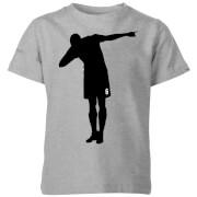 Celebration Dab Kids' T-Shirt - Grey