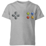 Pad Gaming Kids' T-Shirt - Grey