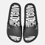 Vivienne Westwood for Melissa Women's Beach Slide 20 Sandals - Black Orb
