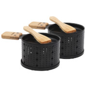 Lumi Raclette Cheese Individual Set For 2